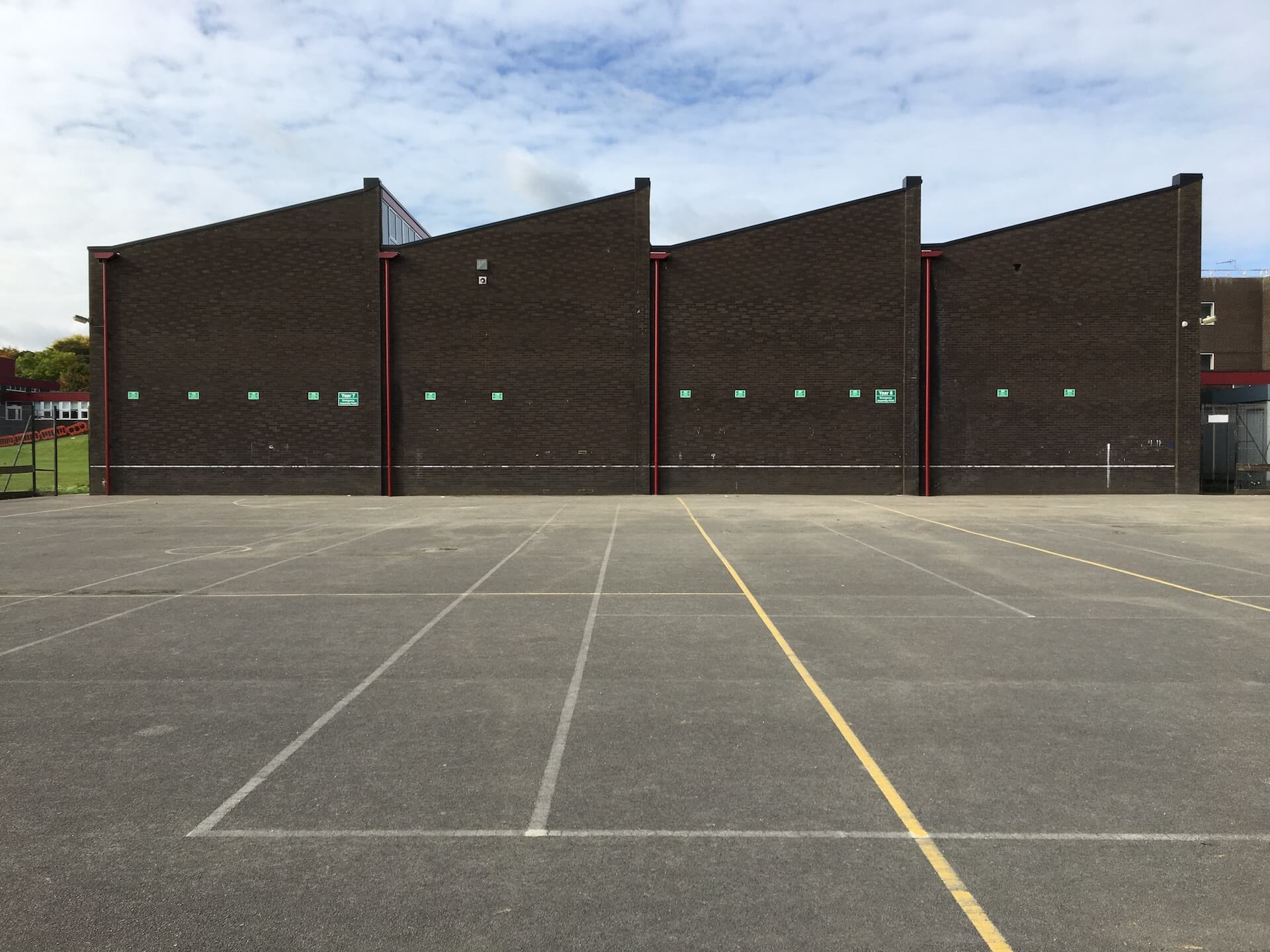 St Mary's Sports Hall Menston West Yorkshire 6