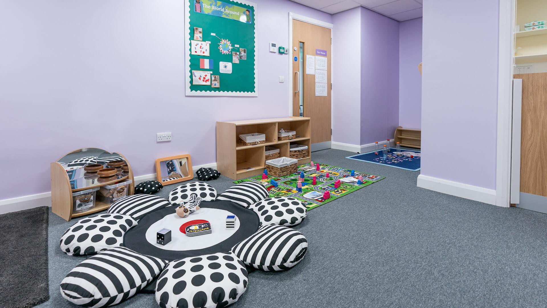 Ashfield House Nursery 12