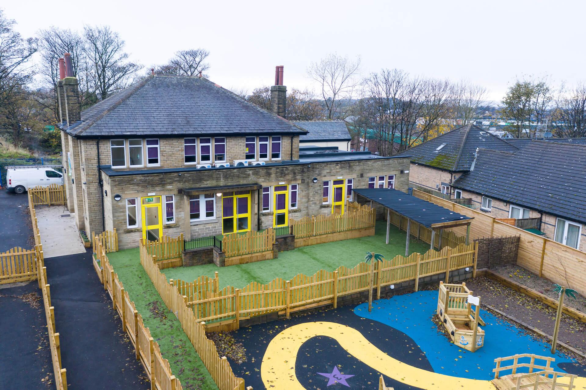 Ashfield House Nursery 18