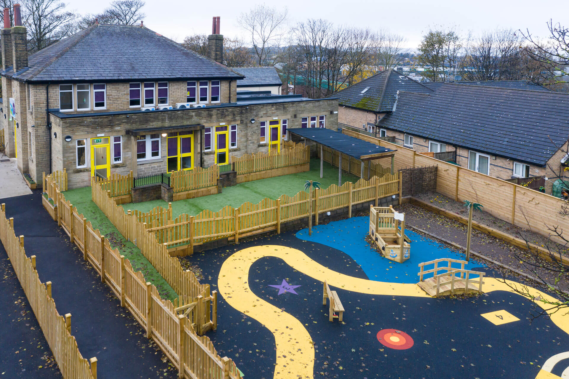Ashfield House Nursery 20