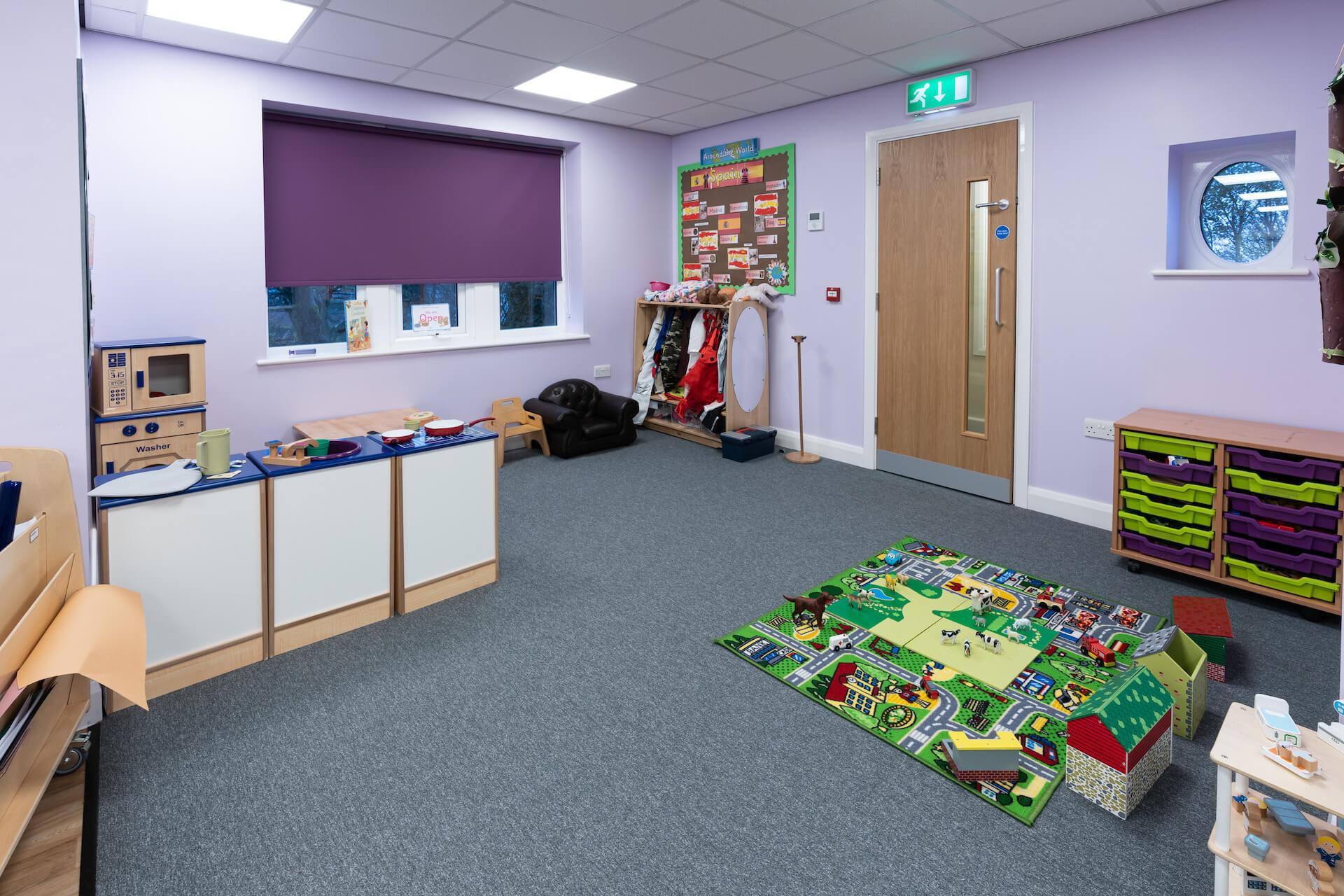Ashfield House Nursery 5