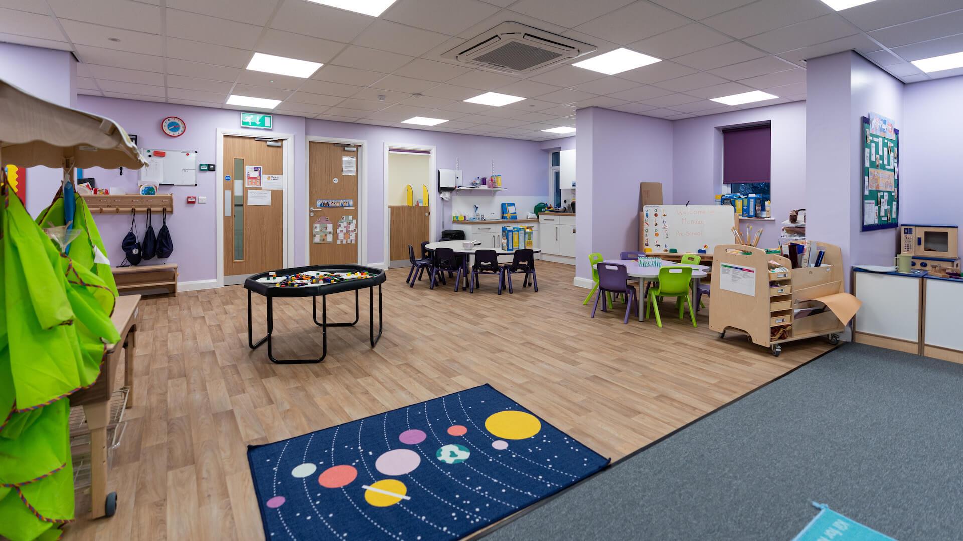 Ashfield House Nursery 7