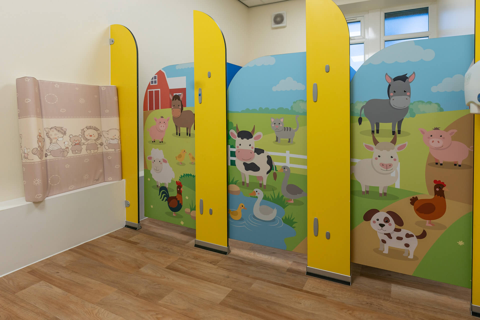Ashfield House Nursery 9