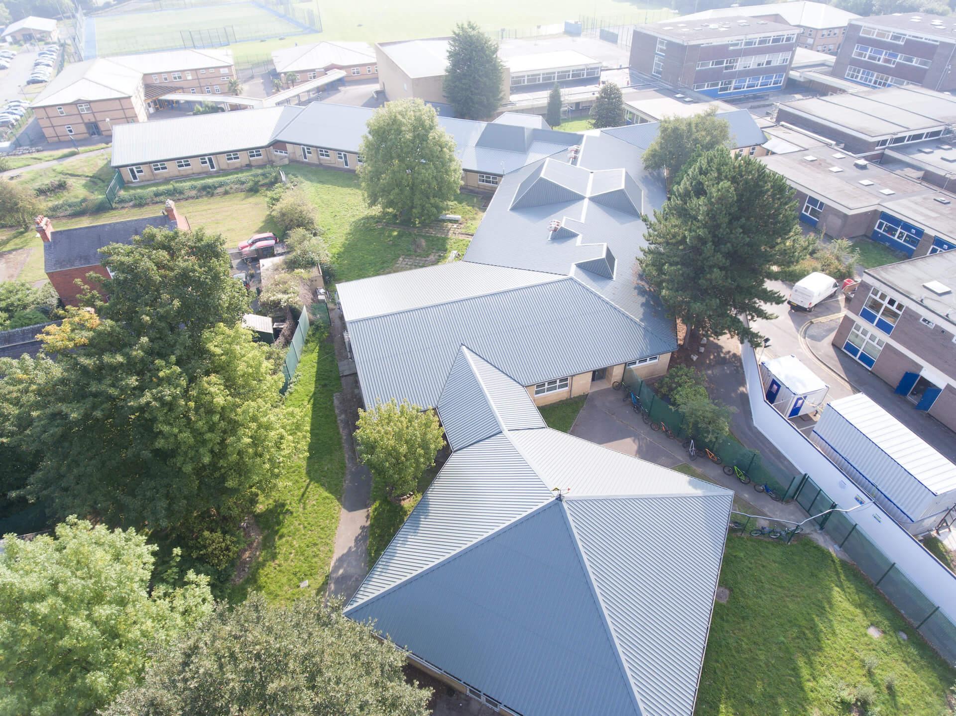 Astrea Academy Woodfields – Refurbishment Of The Y Block 5