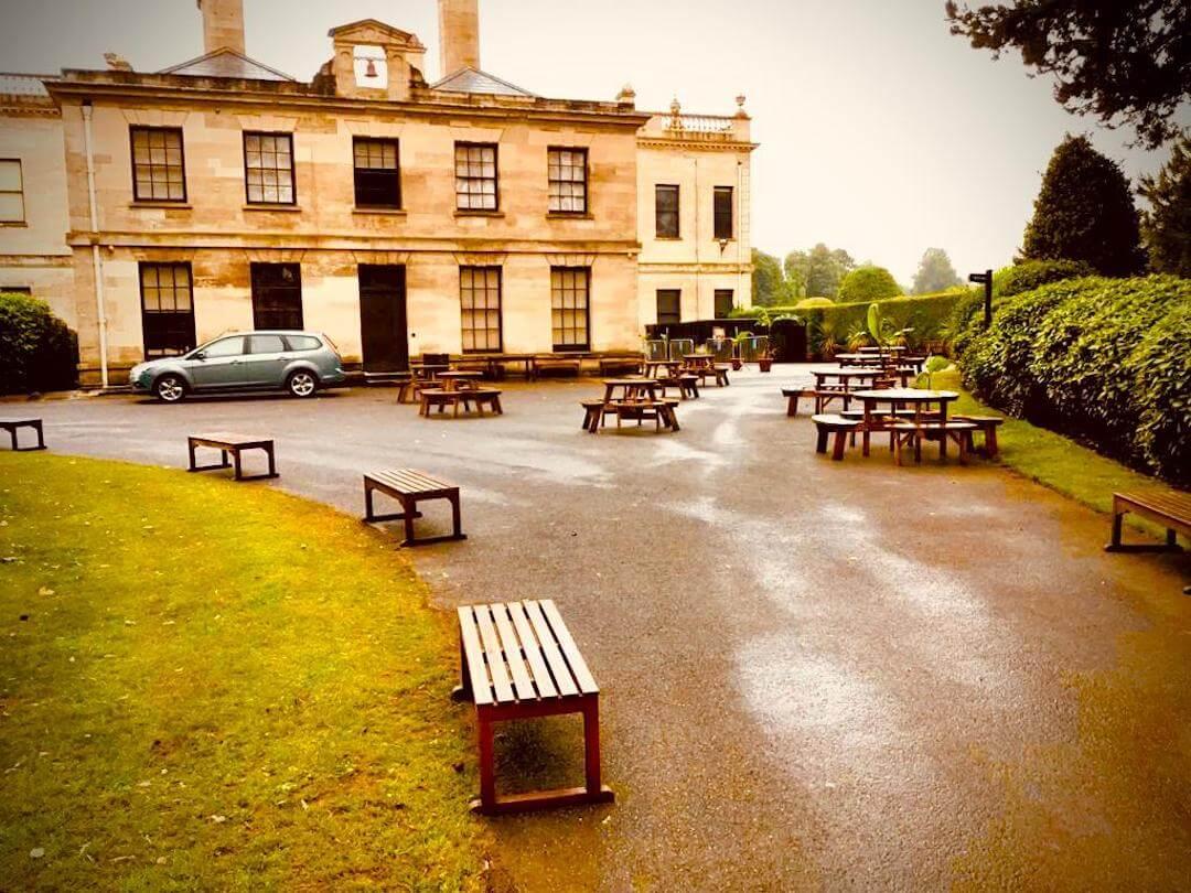 Brodsworth Hall & Gardens 7