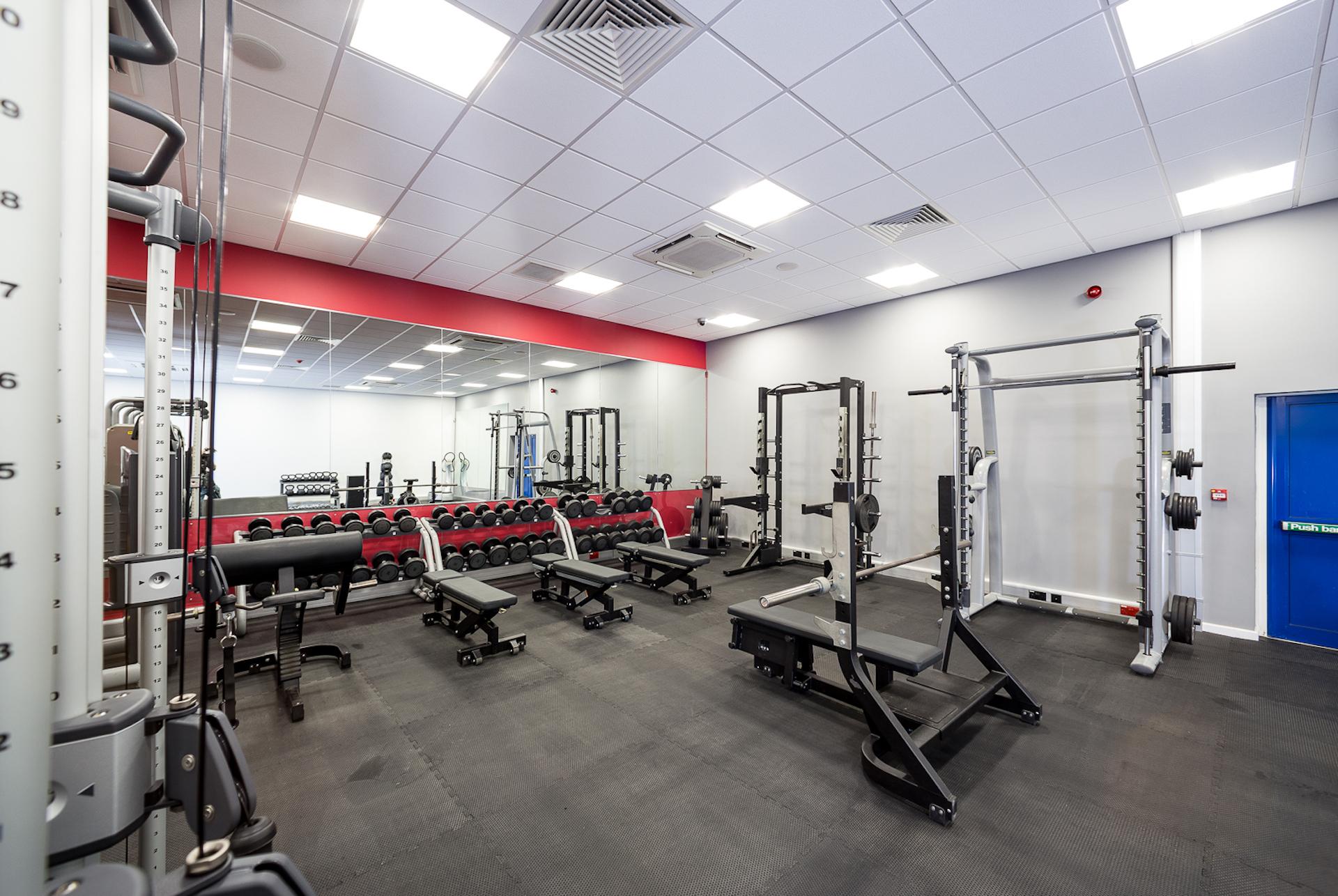 Colne Valley Leisure Centre 9