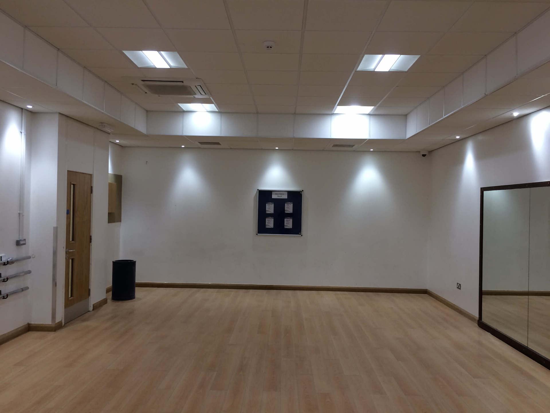 Dewsbury Sports Centre 2