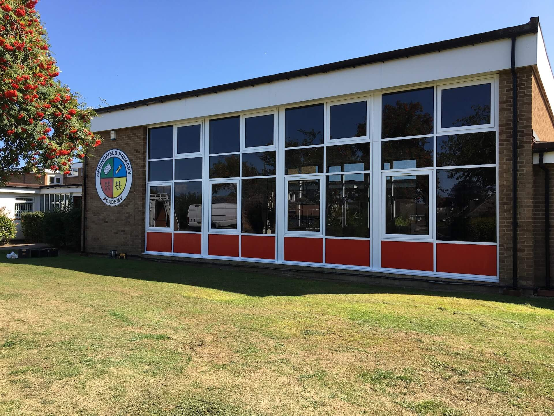 Enquire Learning Trust – Window Replacement Scheme 3