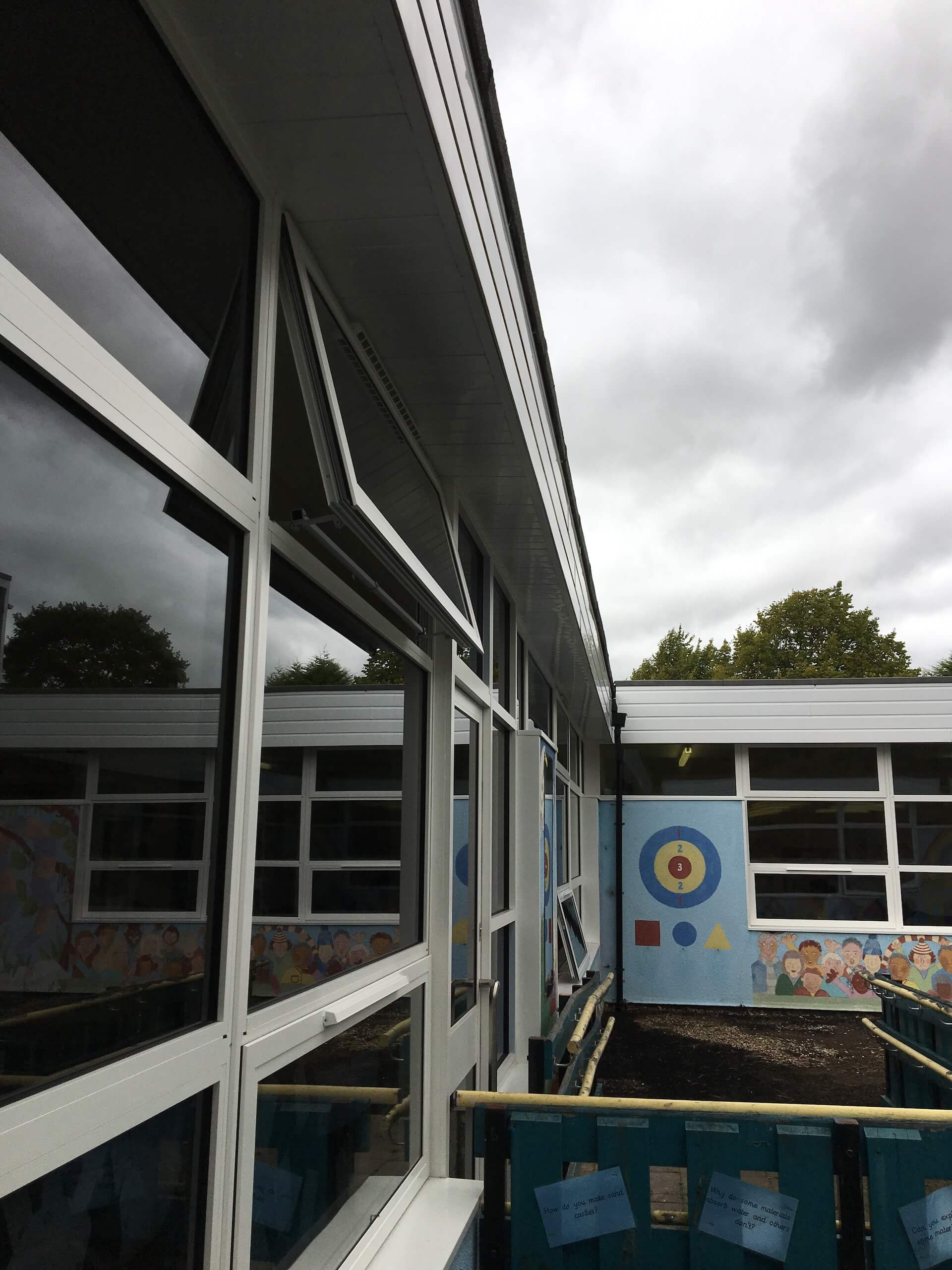 Enquire Learning Trust – Window Replacement Scheme 6