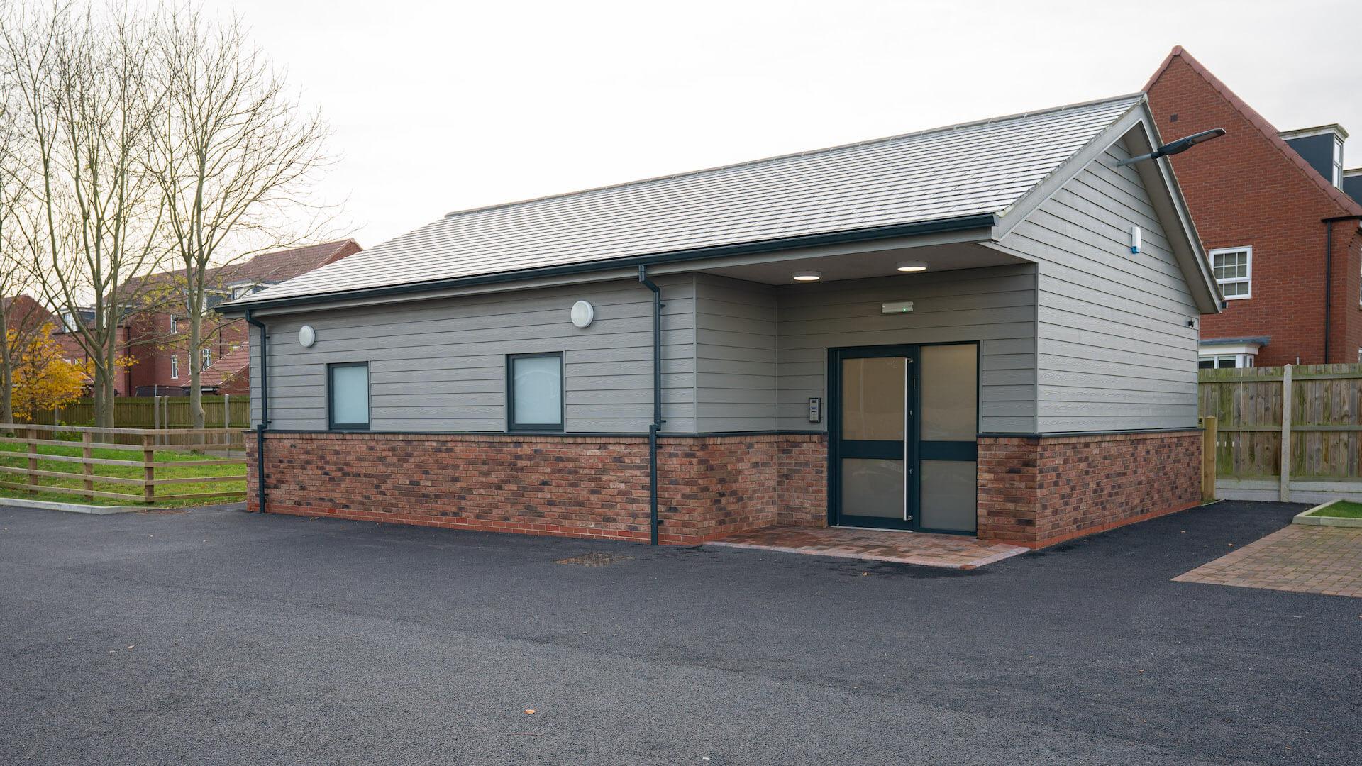 Gospel Hall Hessle Jupiter Construction 18
