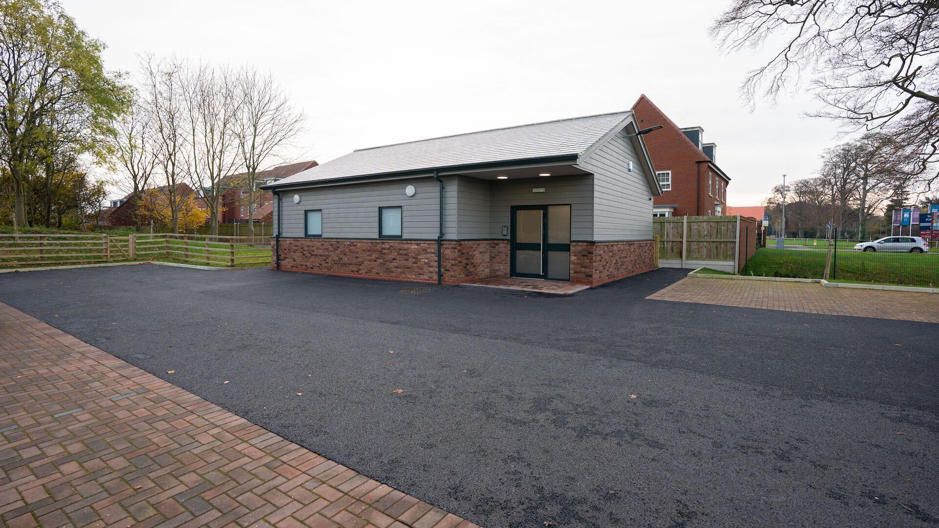 Gospel Hall Hessle Jupiter Construction 20