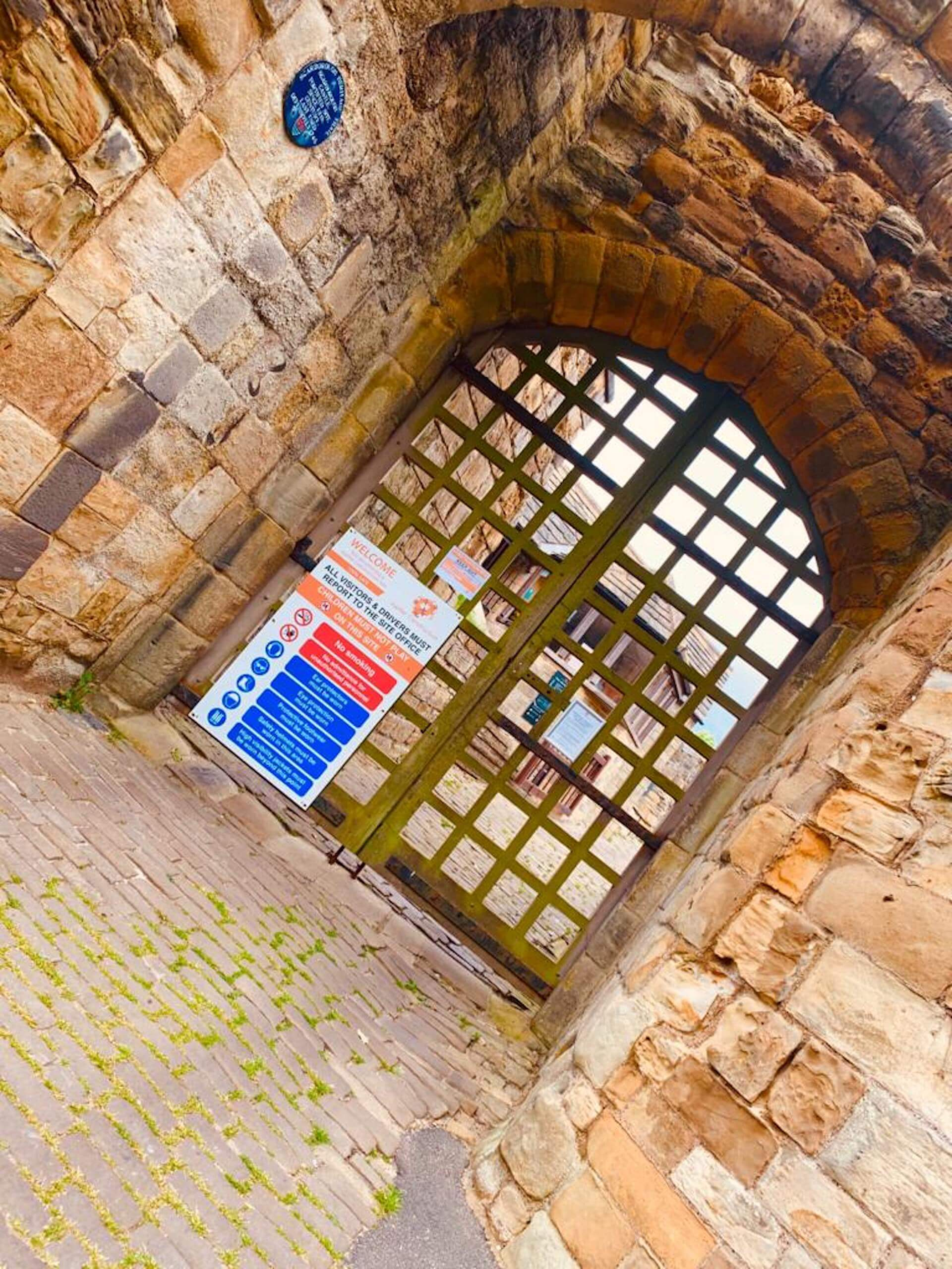 Scarborough Castle 1