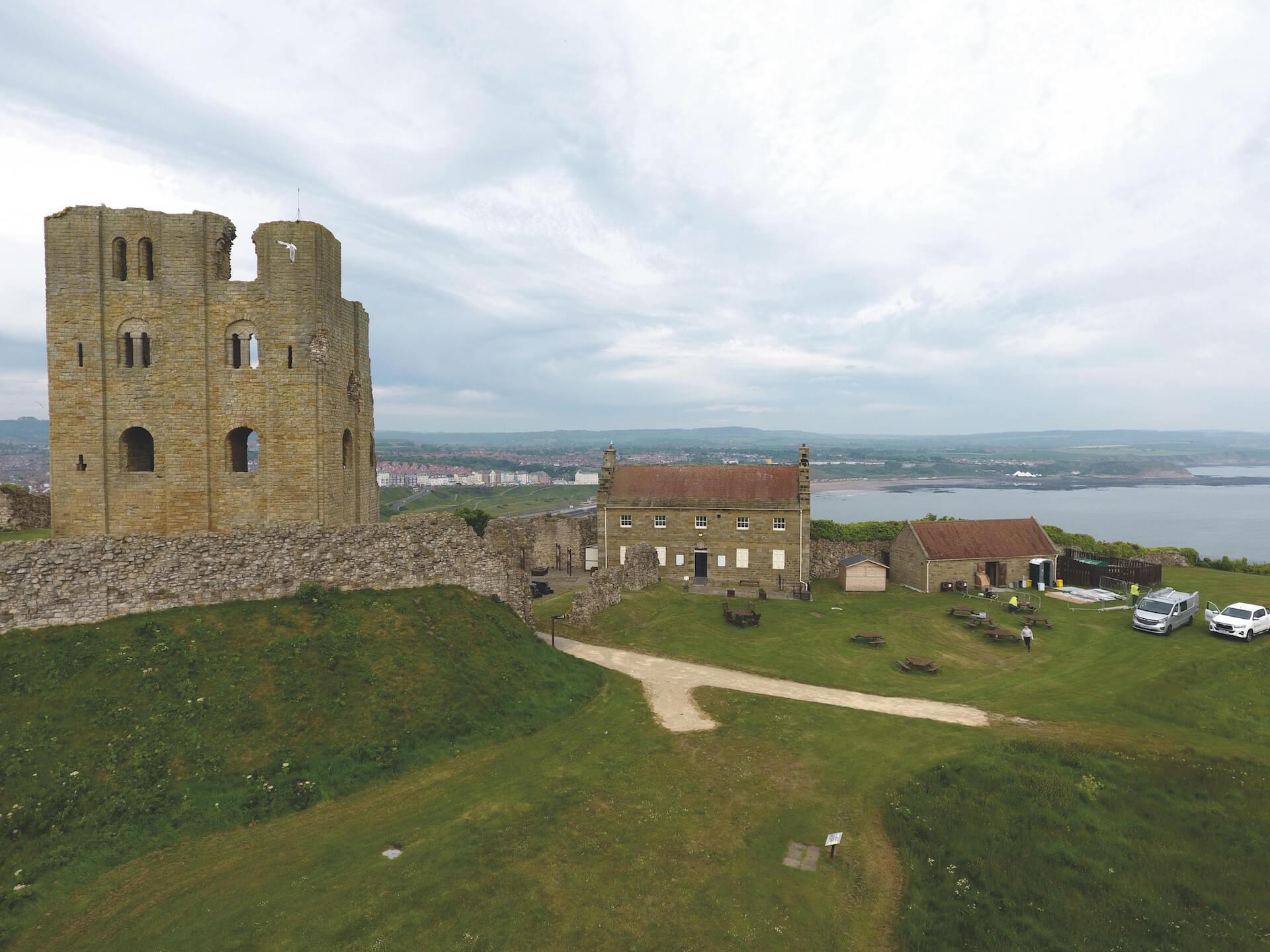 Scarborough Castle 11