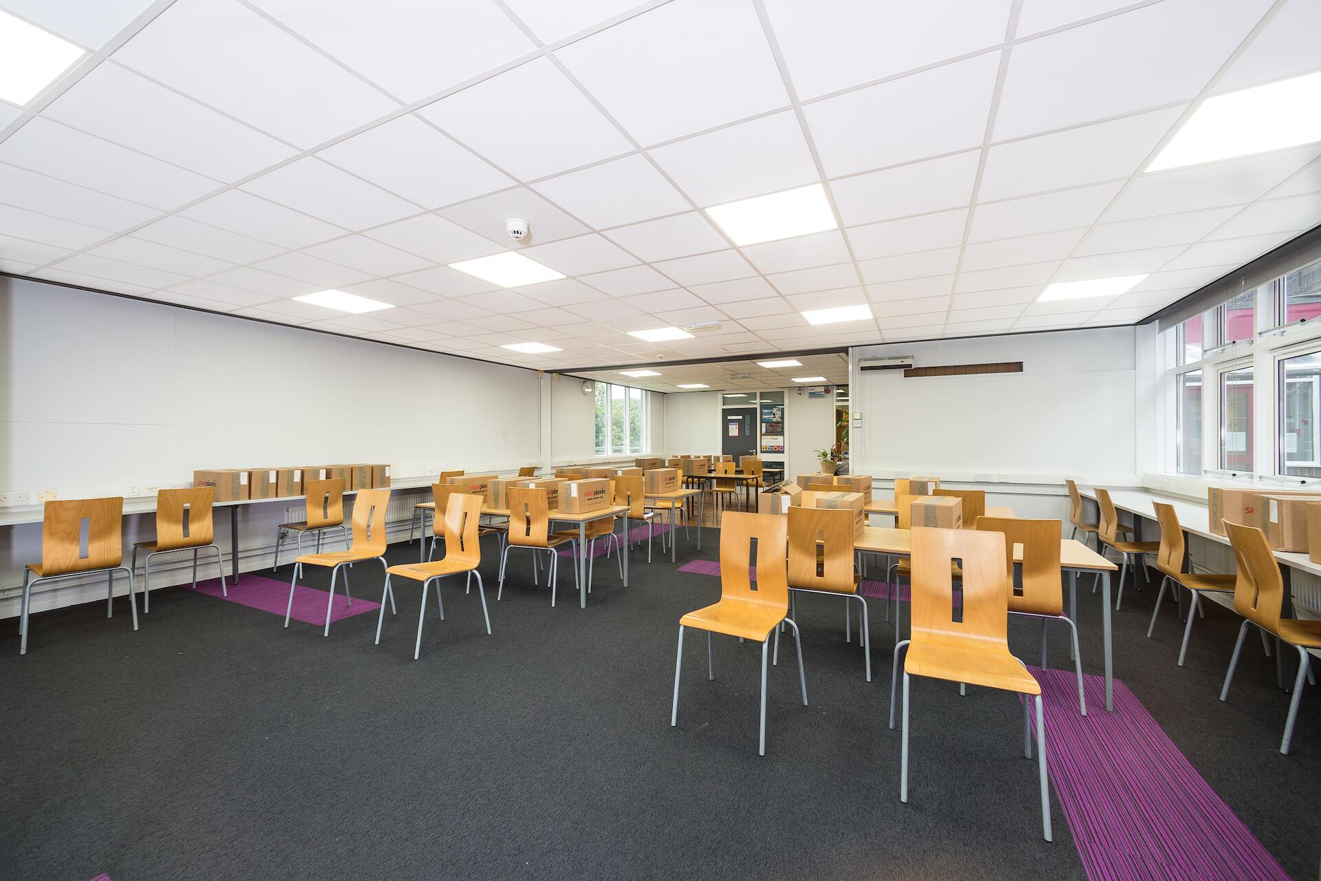St Mary's School, Menston 5