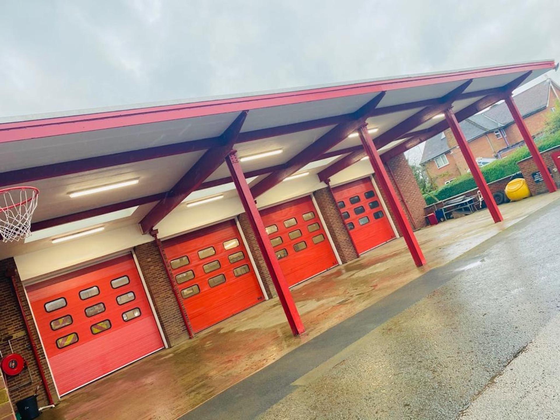 moortown fire station – phase ii – refurbishment works 1