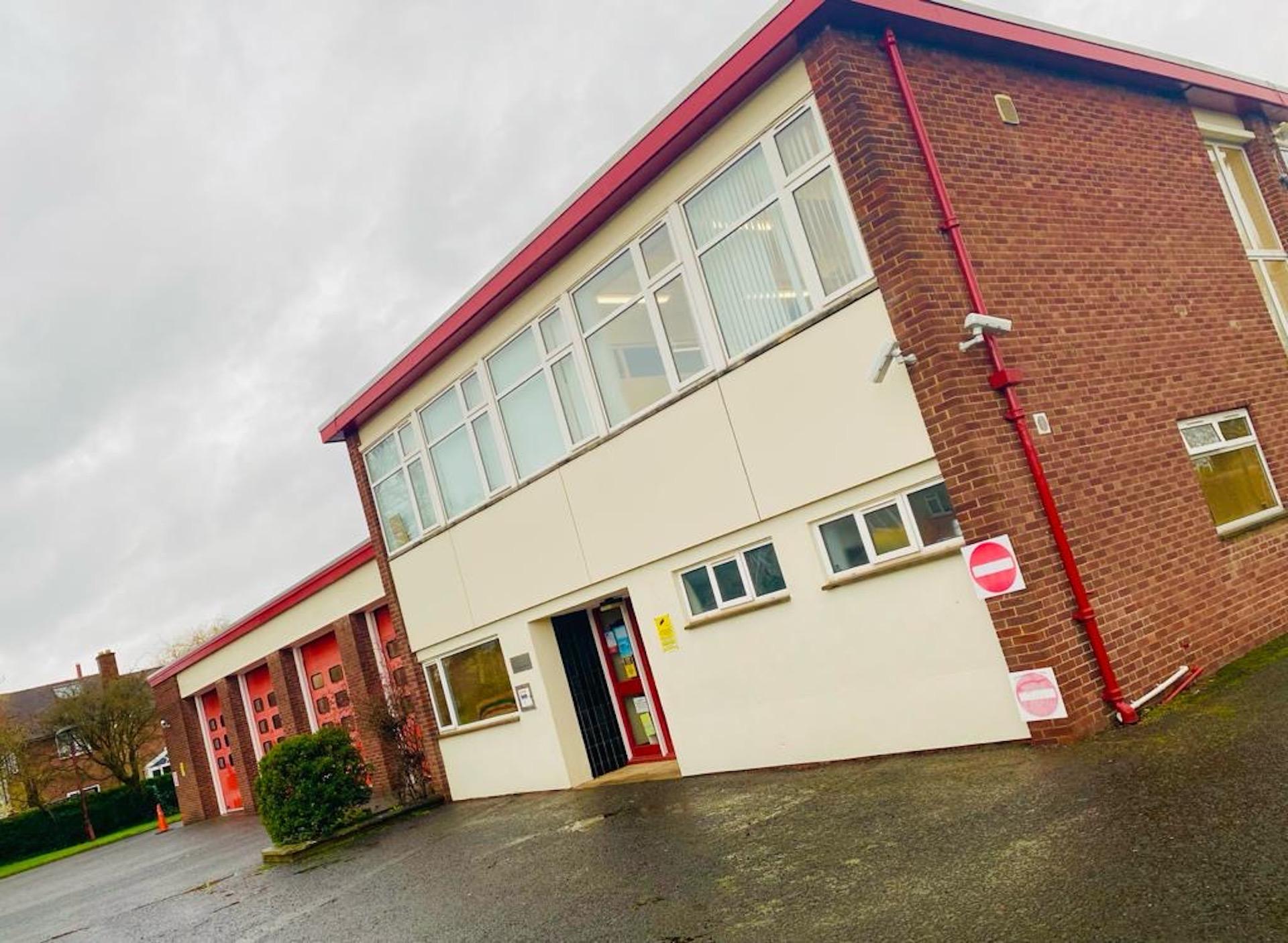 moortown fire station – phase ii – refurbishment works 2